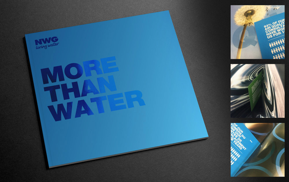 It's More Than Water