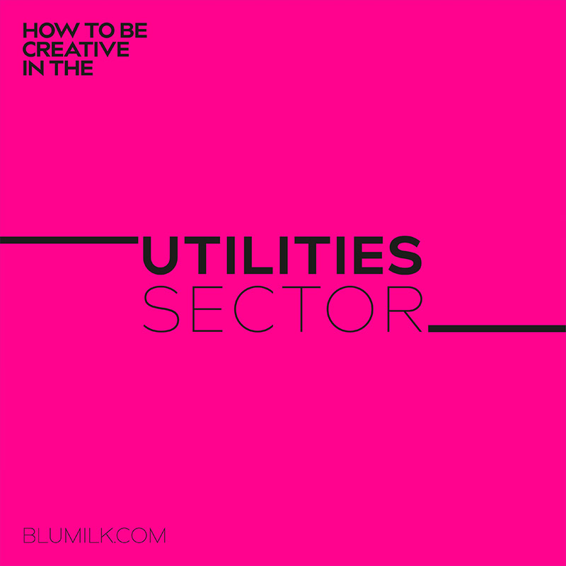How to be creative in the utilities sector