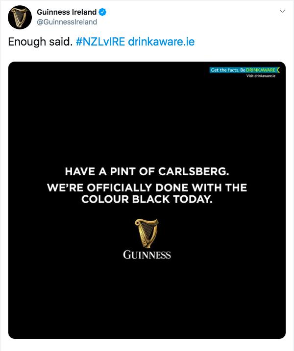 guinness marketing