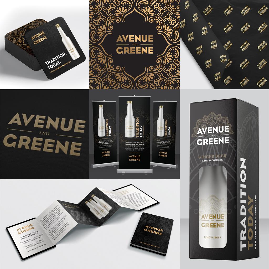 Avenue and Greene
