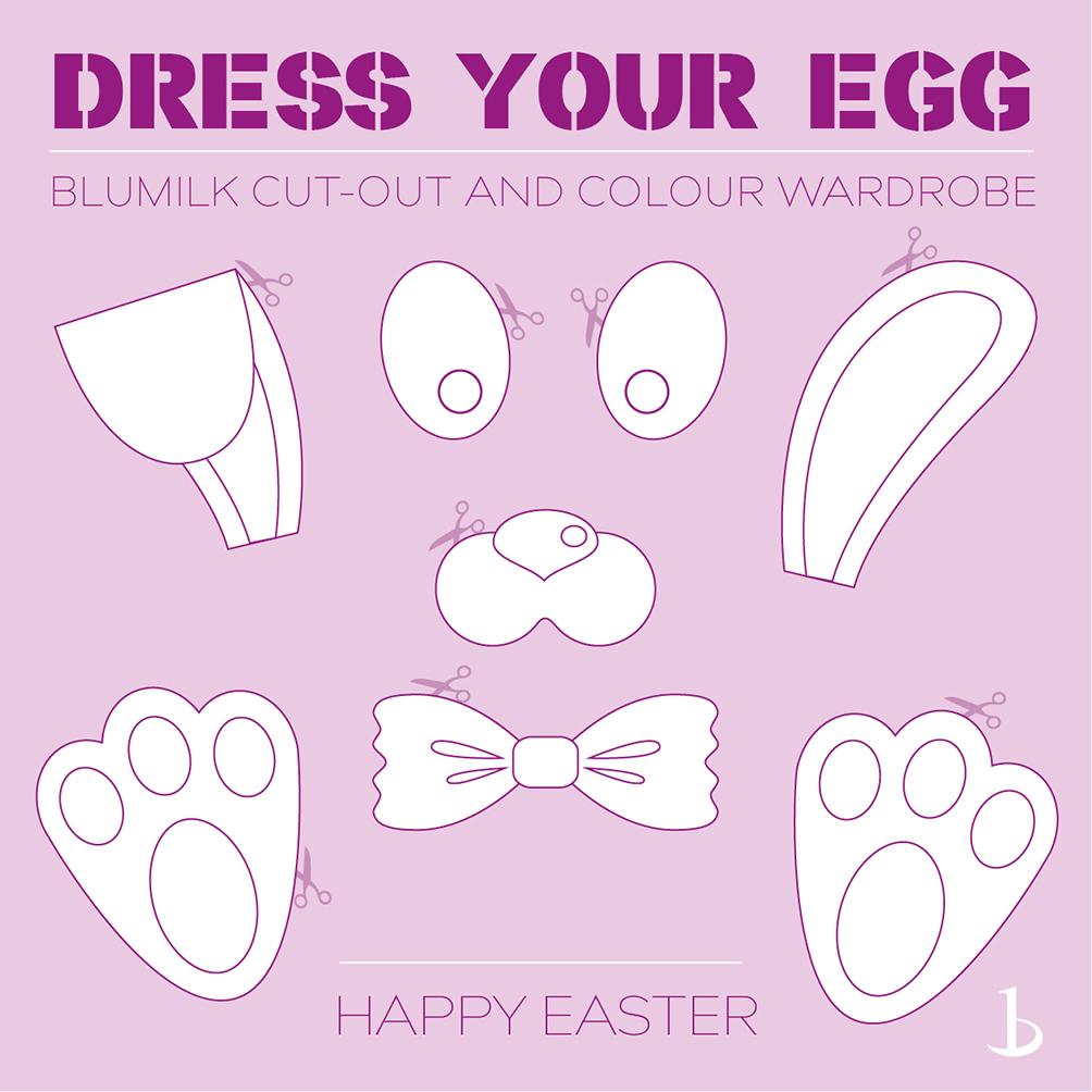 Dress Your Egg
