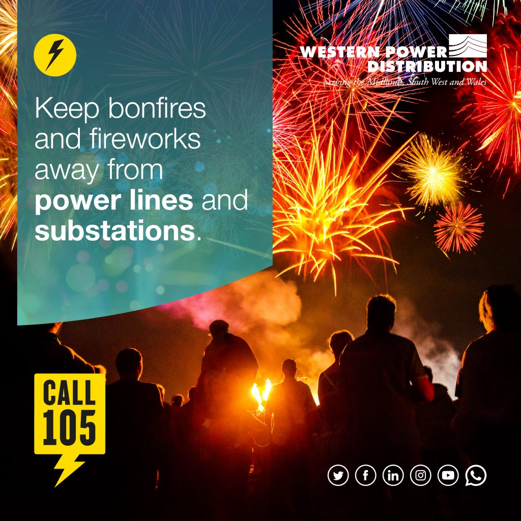 utilities safety campaign