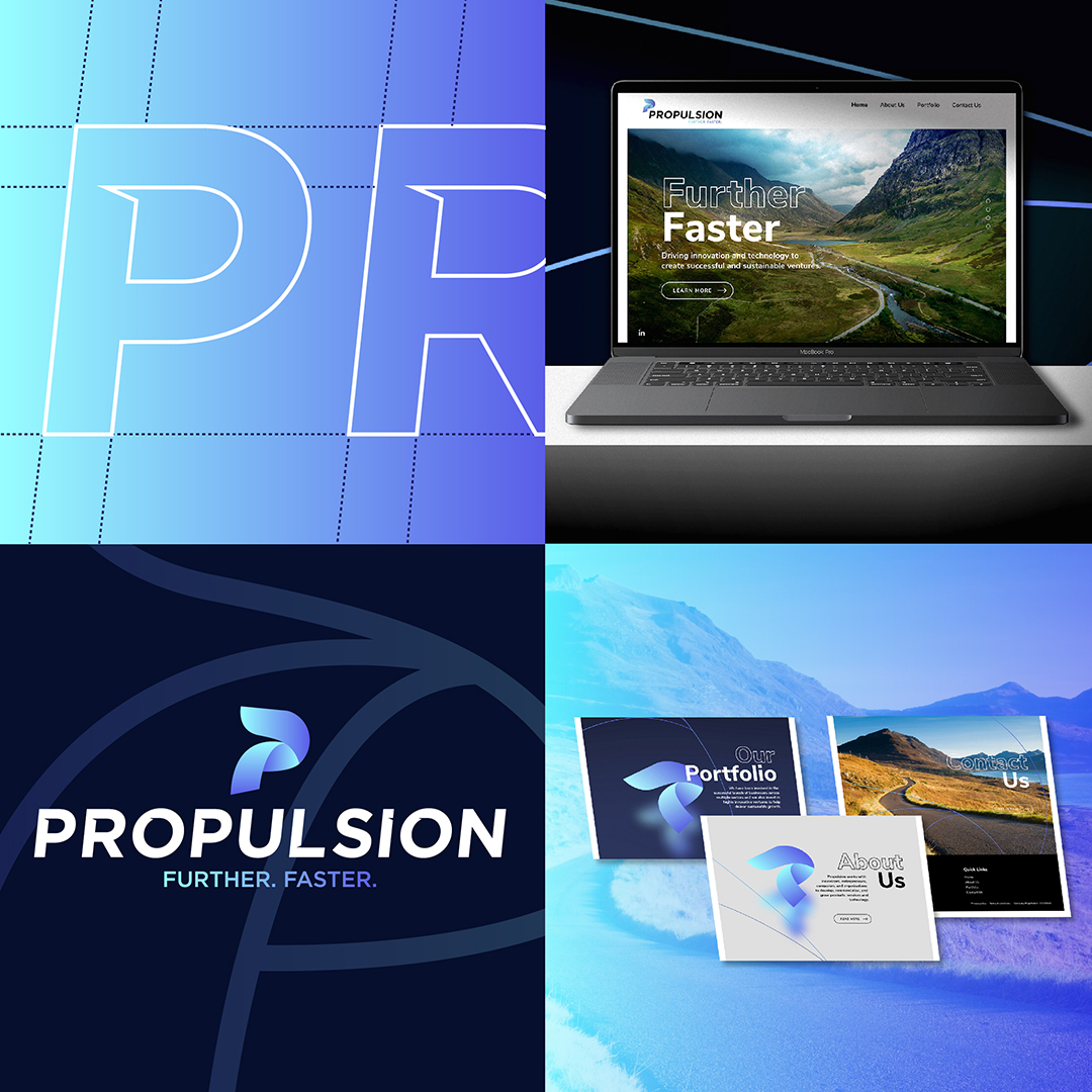 Blumilk creates new brand for start up Propulsion